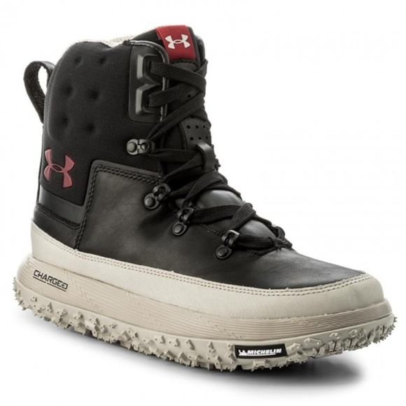 3b4bf9ce828 Men's Under Armour Fat Tire Sneaker Boot NWT